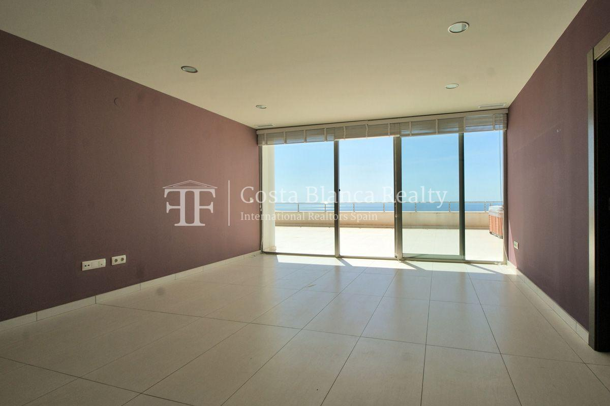 Modern apartment with great terrace and panoramic sea views, Altea - 5 - CHFi439