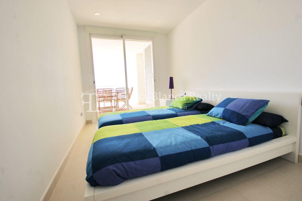 Nice modern apartment with fantastic sea views in Altea Hills for sale - 9 - CHFi828