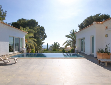 CHFi852: Modern House for sale in Altea - Galera de las Palmeras - Main