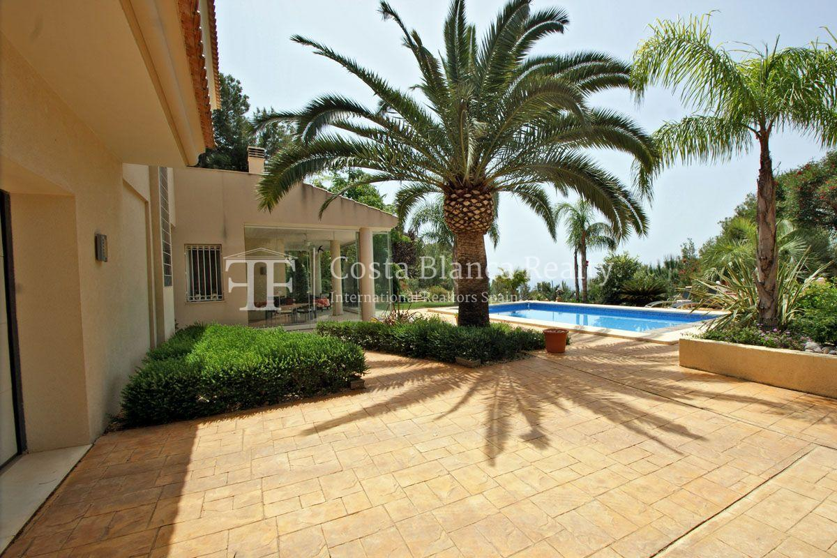 Superb Villa with Great Views in the Sierra de Altea, plus extra Plot of 800m2 - 34 - CHFi450