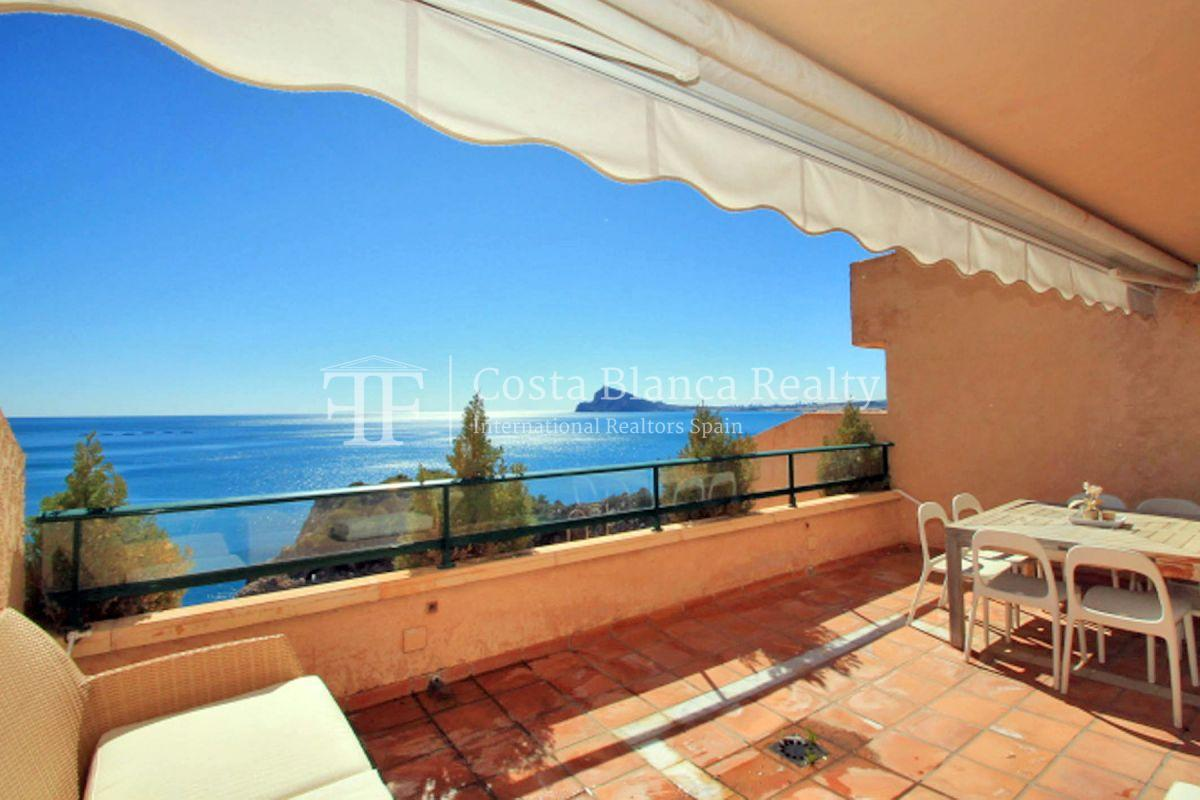 Wonderful Duplex Apartment in first line to the Sea and the Harbor - 1 - CHFi499