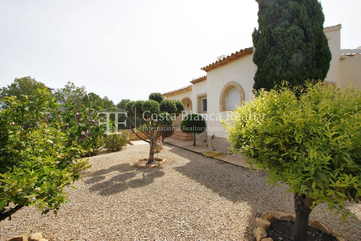 Great house for sale with separate guest house in Alfaz del pi, El Cautivador - 27 - CHFi120