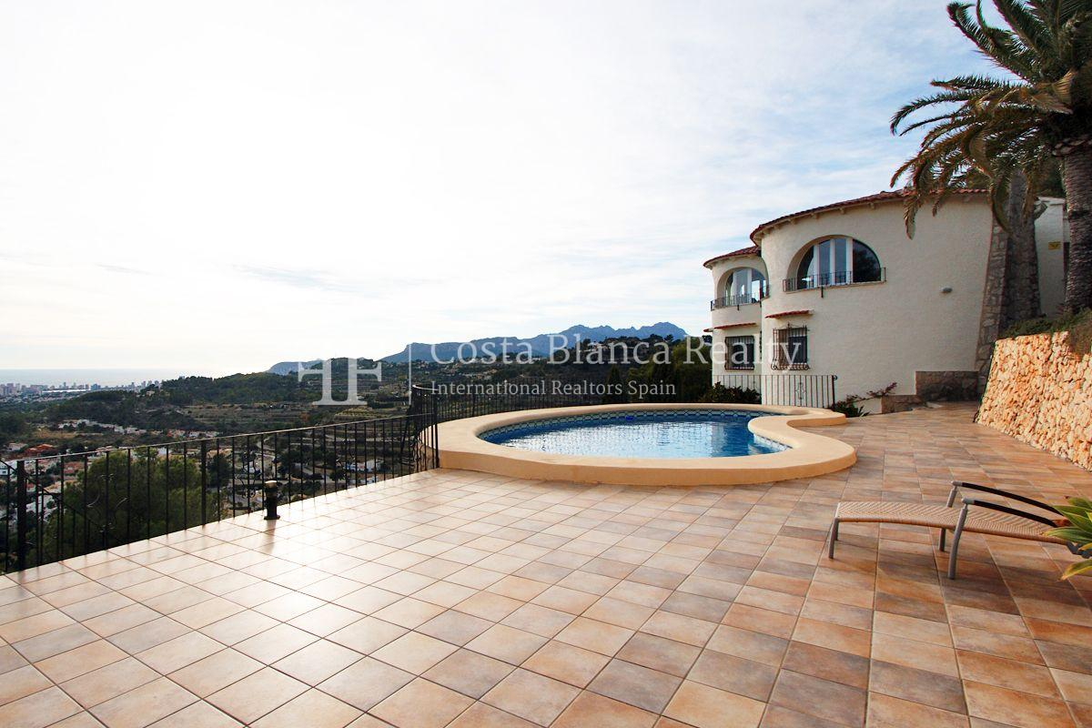 Villa for sale in Benissa with panoramic sea views on a large plot - 32 - CHFi655