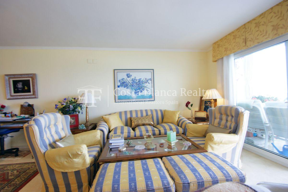First sea line apartment with stunning sea views, Altea center - 5 - ASOL105