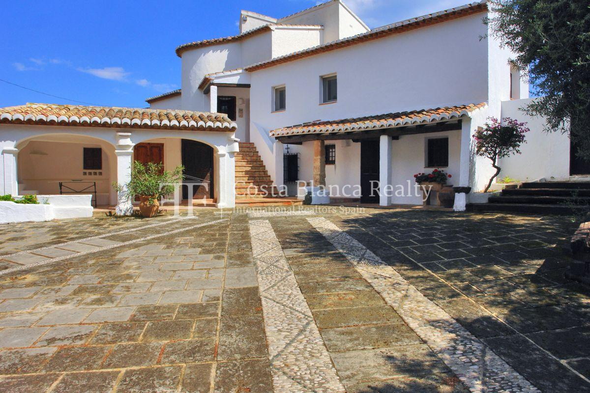 House for sale at first line in Moraira - 12 - CHFi780