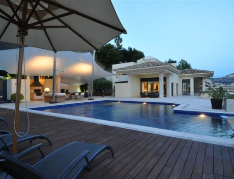CHFi254: Modern luxury property with stunning sea views for sale, Altea Hills - Main