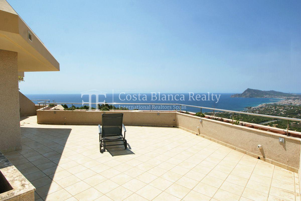 Duplex Penthouse Apartment for sale with great sea views in Altea, Villa Marina Golf - 25 - CHFi653