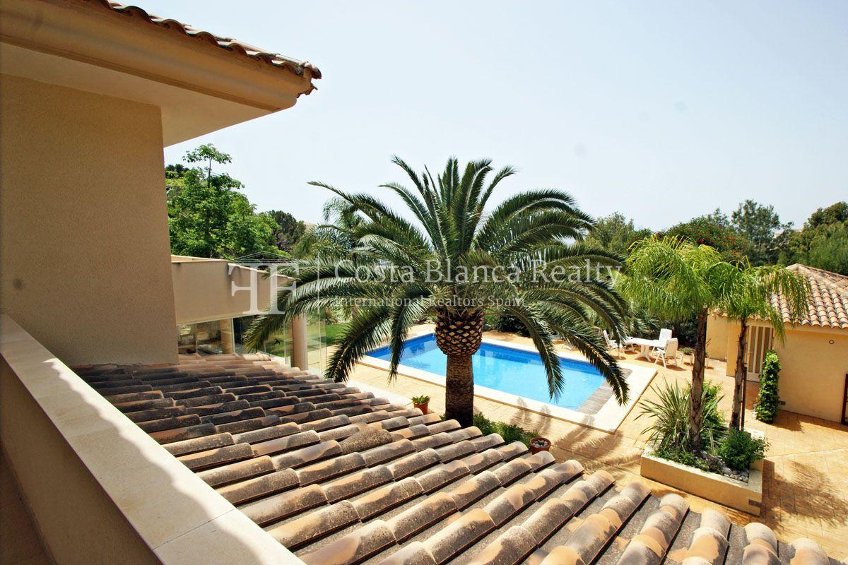 Superb Villa with Great Views in the Sierra de Altea, plus extra Plot of 800m2 - 23 - CHFi450