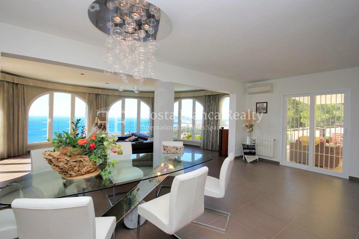 Beautifully renovated house / villa with sea views in Altea for sale, Sierra de Altea - 3 - FPAS105