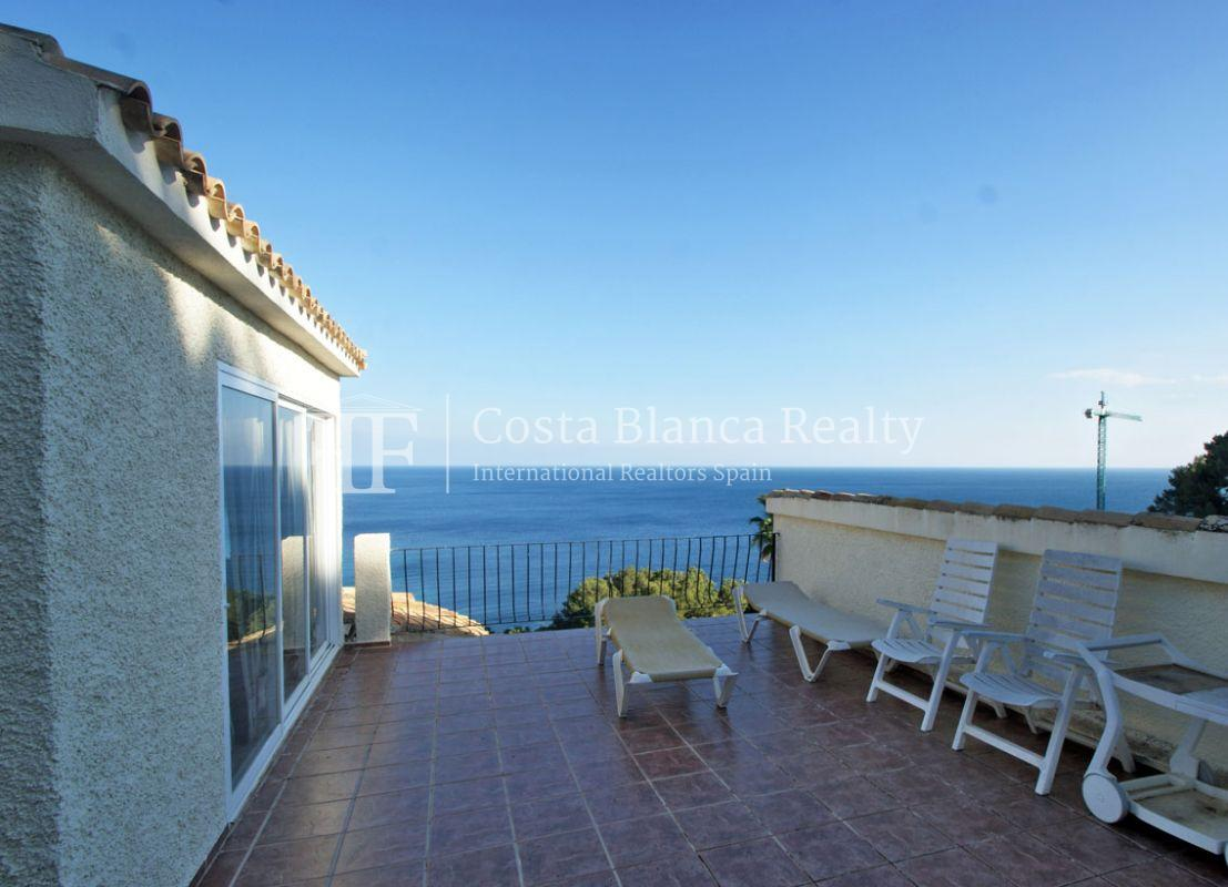 Great house with panoramic sea views for sale, Altea, Mascarat - 14 -  CHFi488