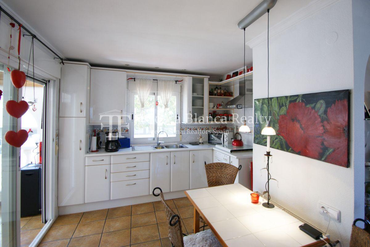 Well maintained end terraced house with private pool in Albir - 10 - JOFi266