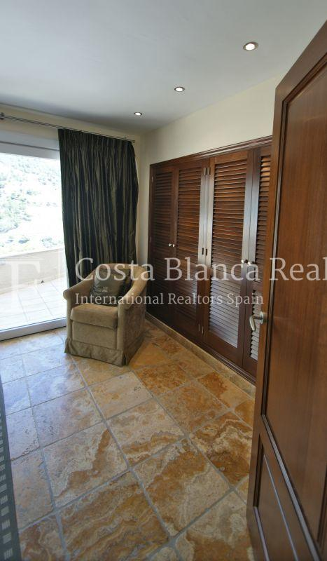 Duplex Penthouse Apartment for sale with great sea views in Altea, Villa Marina Golf - 35 - CHFi653