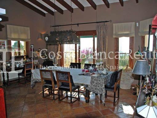 Cozy house with panoramic views of the sea, Sierra de Altea Golf - 9 - JOFi150