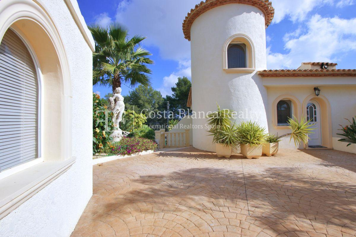 Charming renovated modern villa for sale in Benissa - 36 - CHFi795