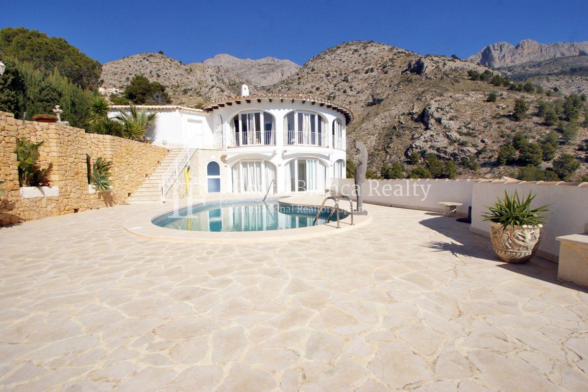 House for sale Altea la Vella El Paradiso - 1 - JOFi258