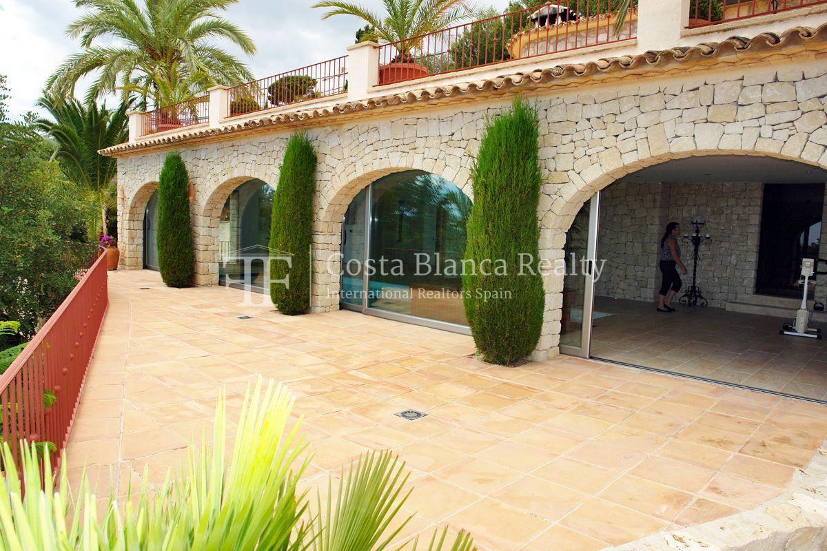 Great modern finca with panoramic sea views in Benissa - 48 - CHFi501