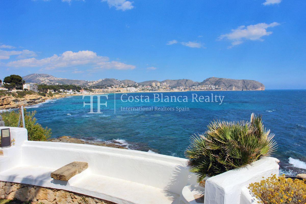 House for sale at first line in Moraira - 10 - CHFi780