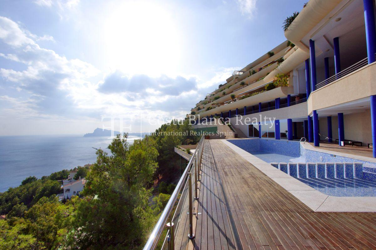 Modern apartment in Altea Hills with panoramic sea views for sale - 34 - CHFi756