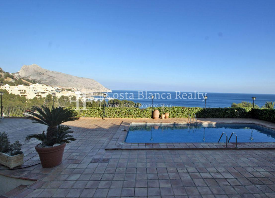 Great house with panoramic sea views for sale, Altea, Mascarat - 32 -  CHFi488