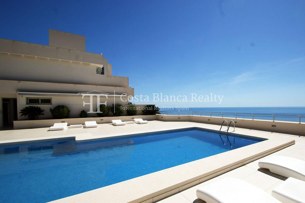 Modern apartment with great terrace and panoramic sea views, Altea - 18 - CHFi439