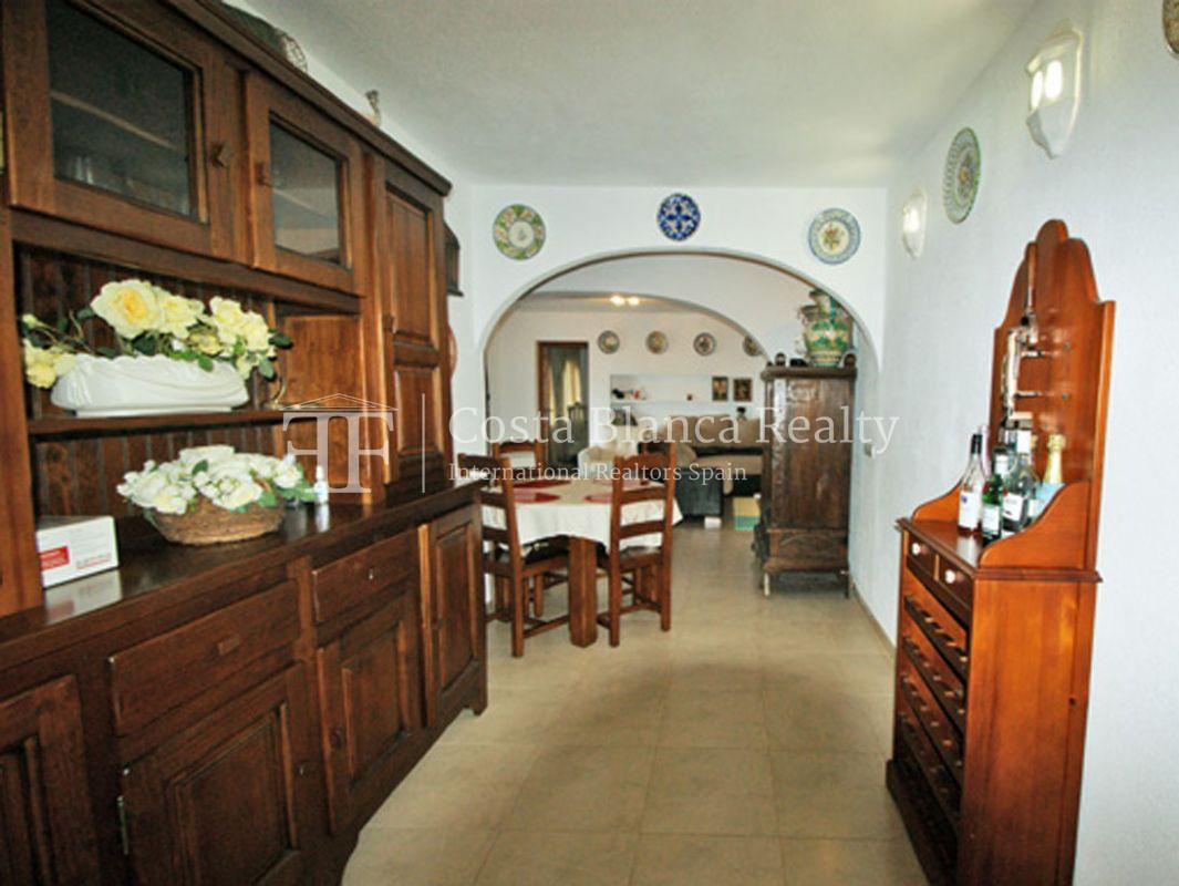 Great house with panoramic sea views for sale, Altea, Mascarat - 37 -  CHFi488