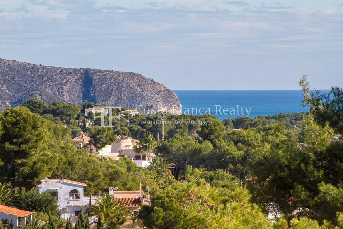 Modern villa in Benissa with sea views for sale, new building - 14 - CHFi788