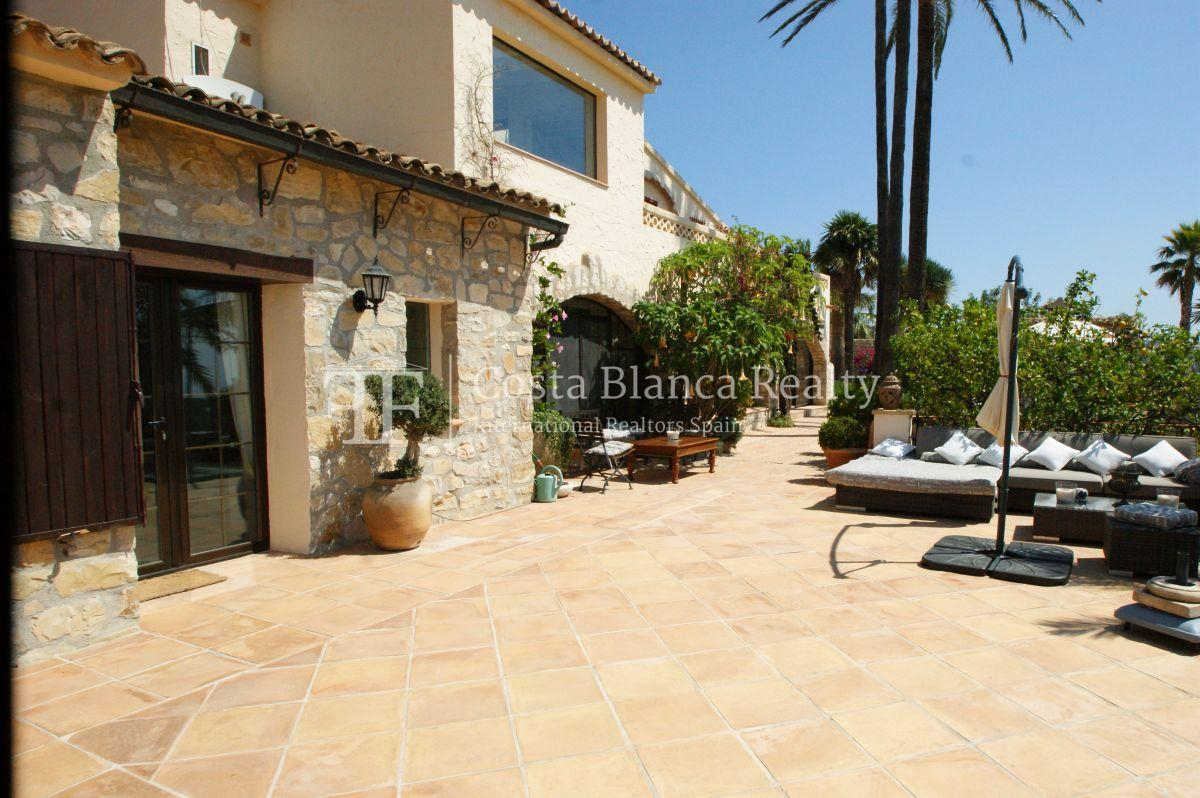 Great modern finca with panoramic sea views in Benissa - 51 - CHFi501