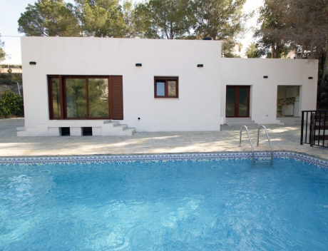CHFi793: Modern renovated villa for sale in Sierra de Altea - Main