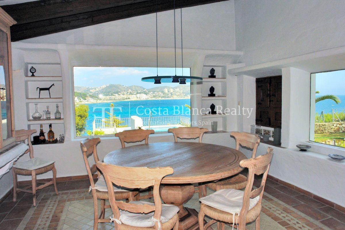House for sale at first line in Moraira - 16 - CHFi780