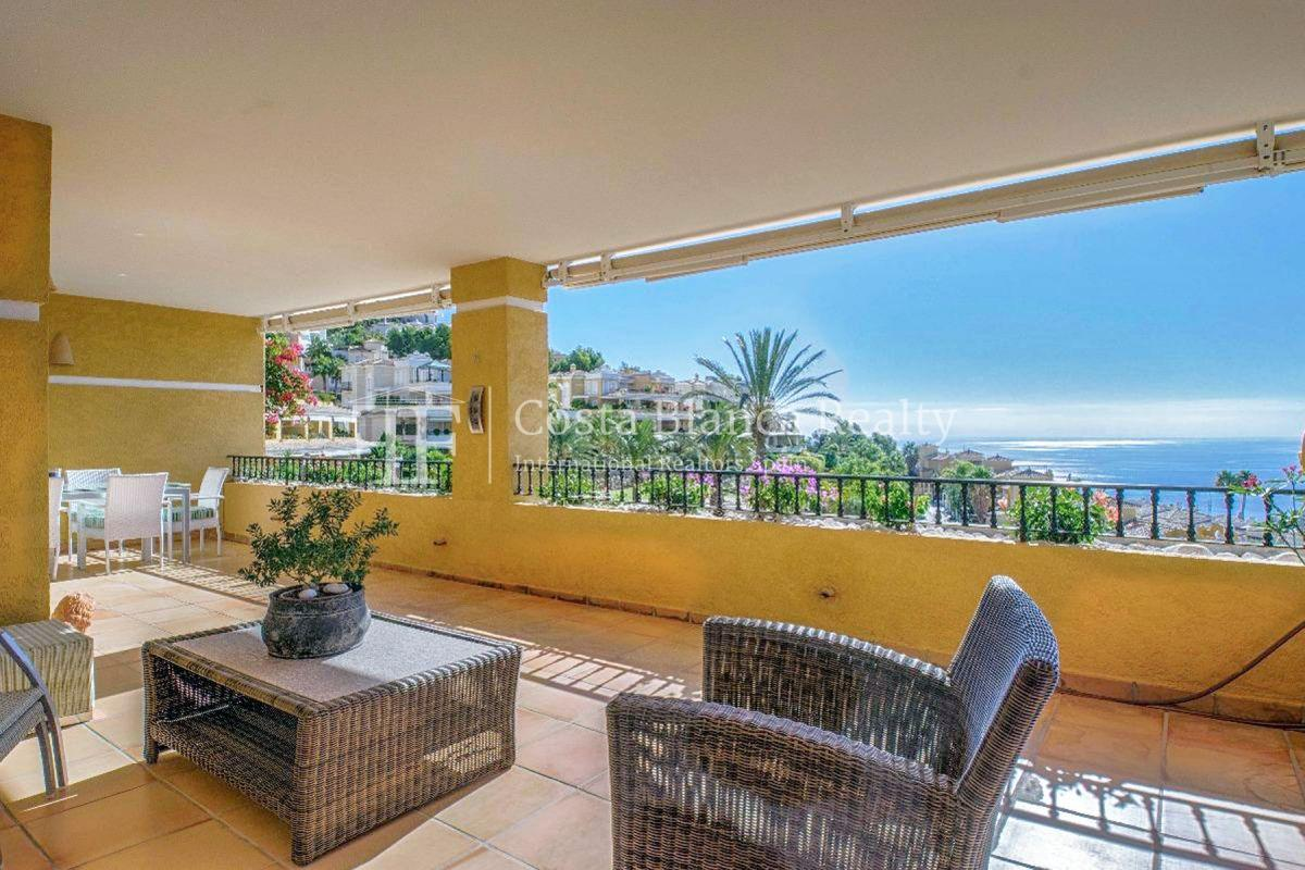 Modern apartment with panoramic sea views in Altea Hills for sale, Ducado Real - 8 - CHFi718