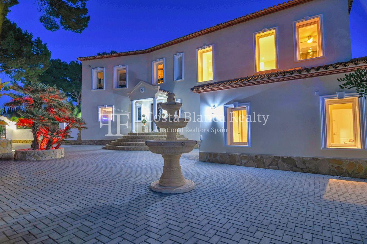 Fantastic villa with panoramic sea views in Altea - 47 - CHFi798