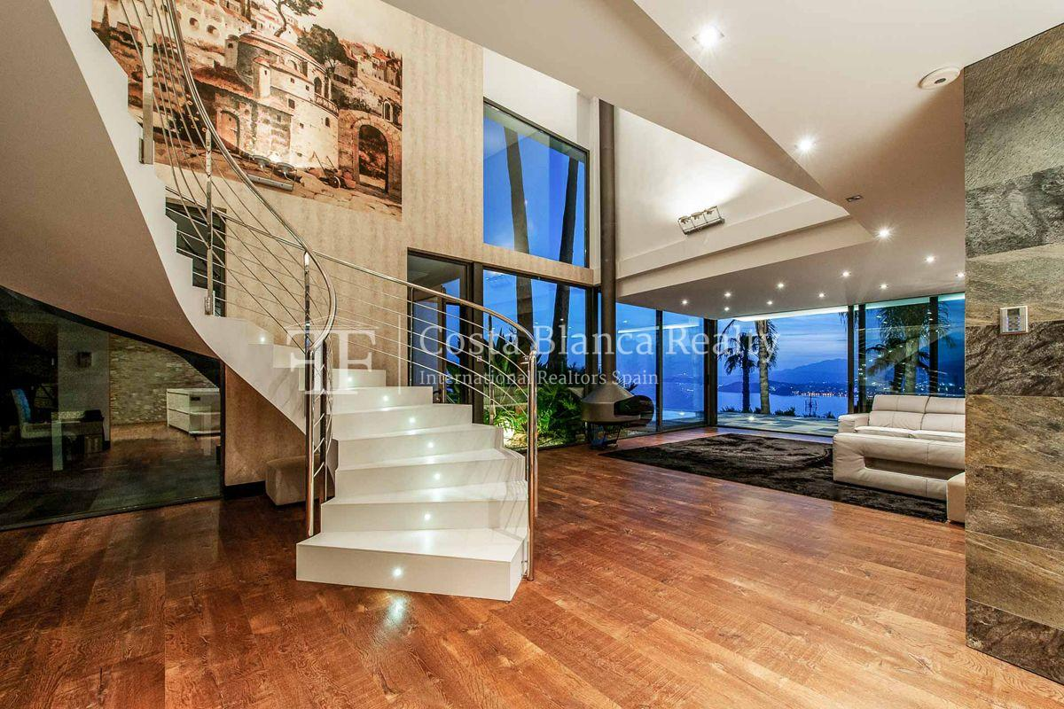 Modern designer villa with panoramic sea views, Benidorm - 7 - CHFi162