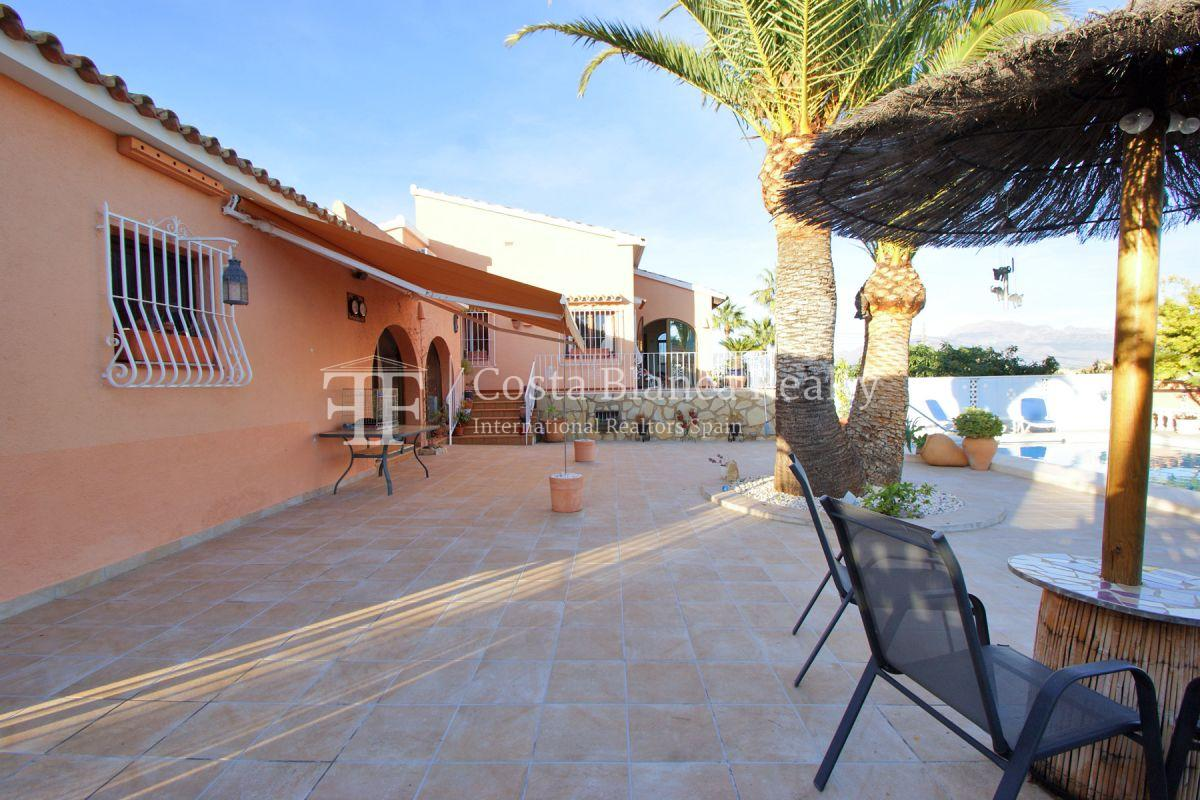 Wonderfully maintained house with sea views in La Nucia - 21 - CHFi763