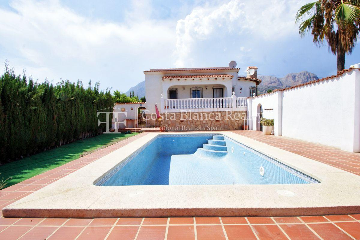 Opportunity!!! House with panoramic sea views in La Nucia - 1 - CHFi749