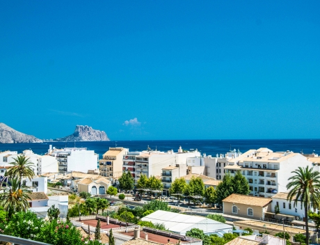 CHFi760: Great apartment in Altea center with great panoramic sea views - Main