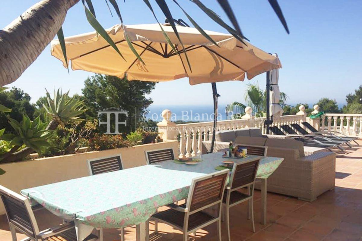 Established guest house in Altea with sea views for sale  - 12 - CHFi890