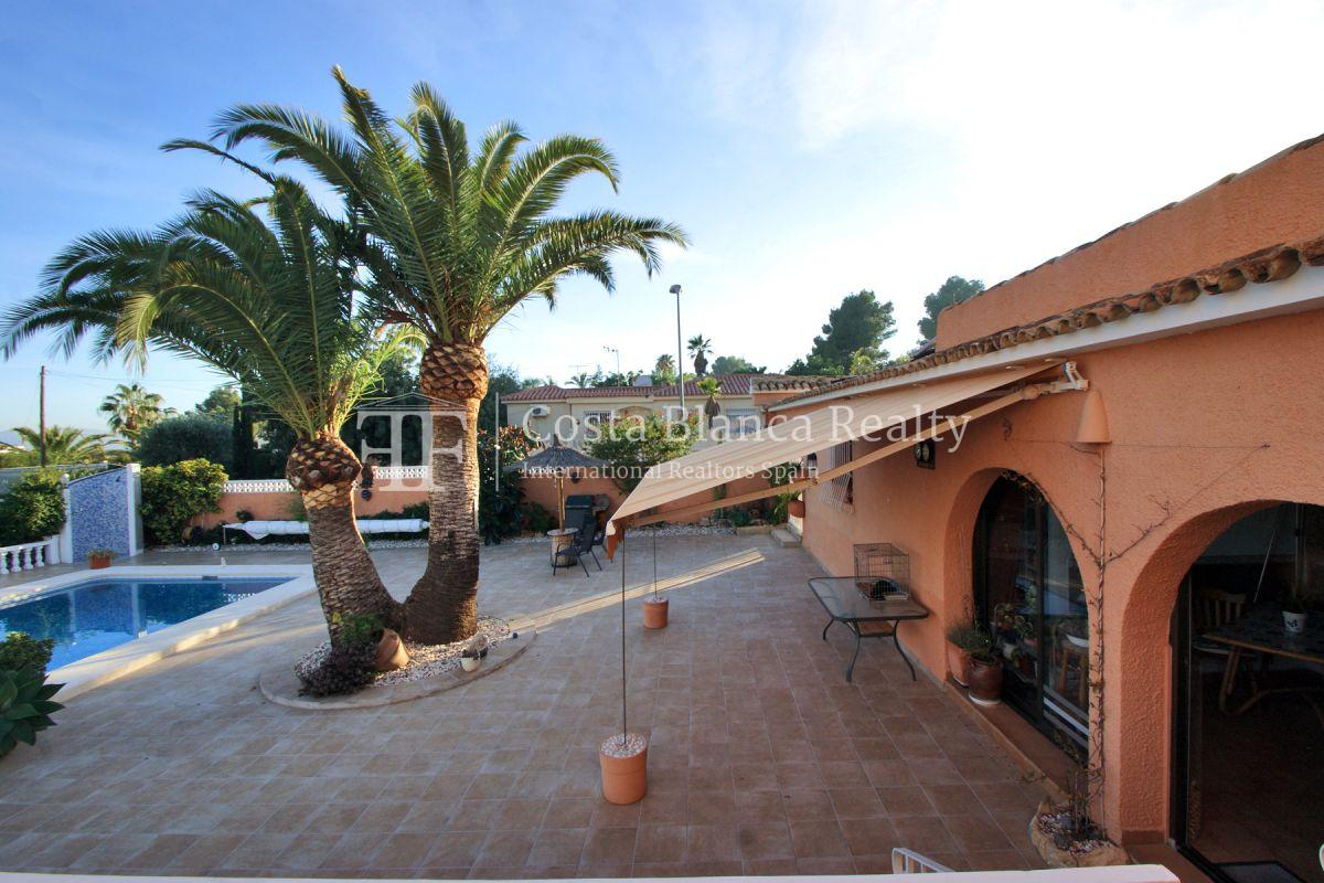 Wonderfully maintained house with sea views in La Nucia - 30 - CHFi763