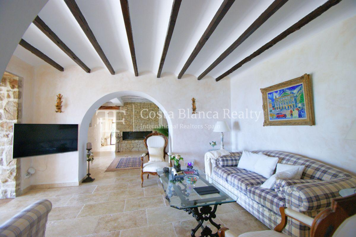 Great modern finca with panoramic sea views in Benissa - 10 - CHFi501