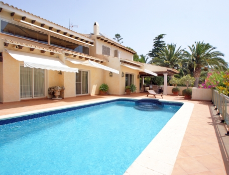 CHFi826: Magnificent luxury villa with extra building plot in the Sierra de Altea for sale - Main