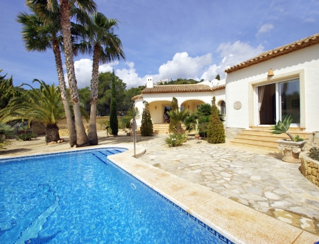 CHFi120: Great house for sale with separate guest house in Alfaz del pi, El Cautivador - Main