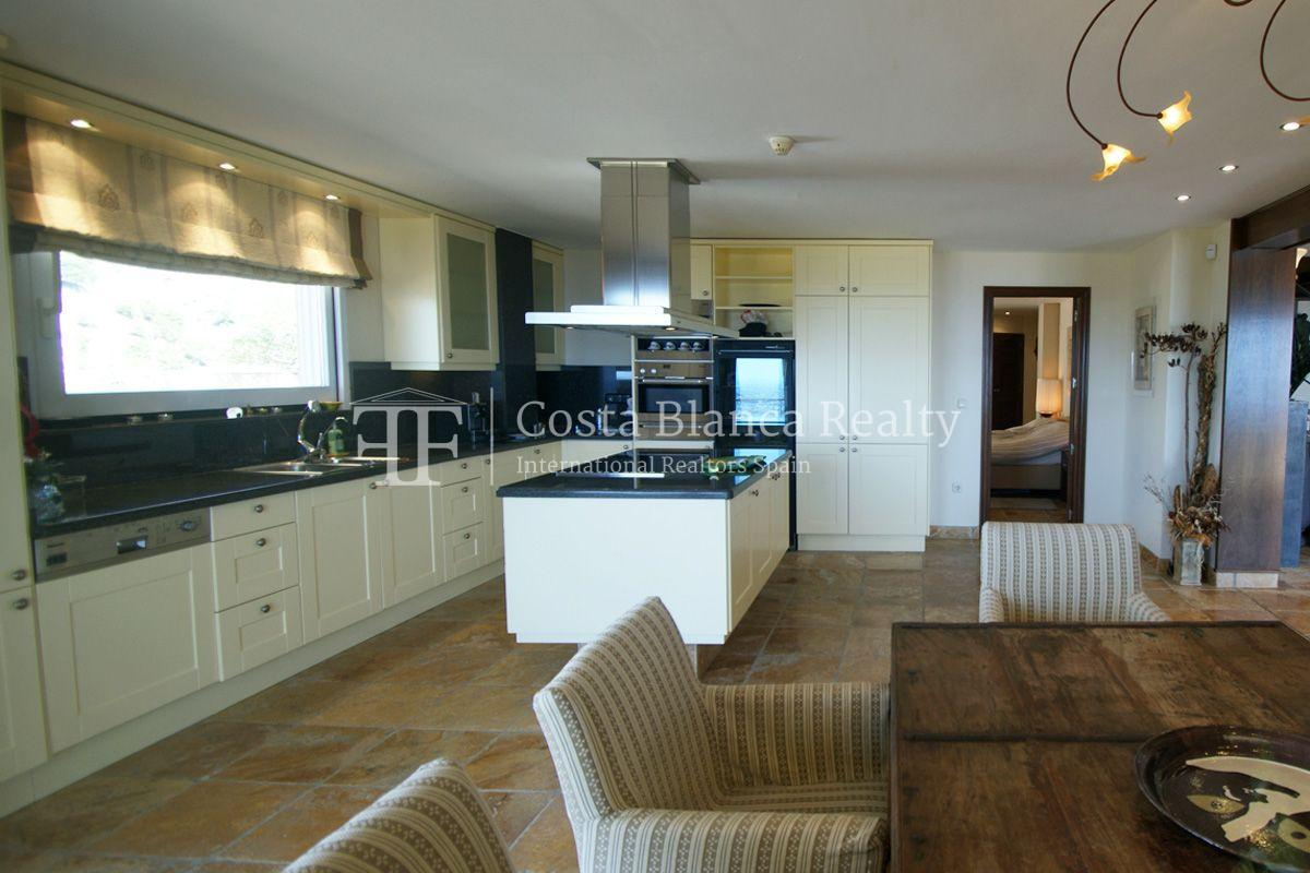 Duplex Penthouse Apartment for sale with great sea views in Altea, Villa Marina Golf - 10 - CHFi653