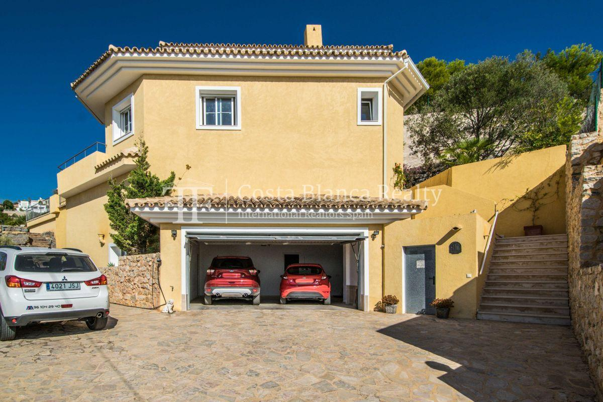 Great villa with panoramic sea views on Altea, Santa Clara - 17 - CHFi785