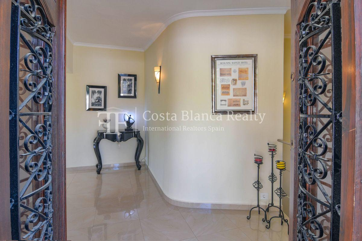 Fantastic villa with panoramic sea views in Altea - 12 - CHFi798