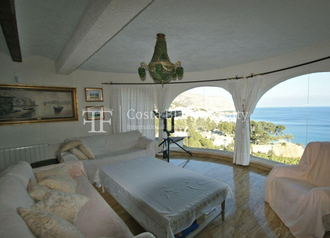 Great house with panoramic sea views for sale, Altea, Mascarat - 10 -  CHFi488