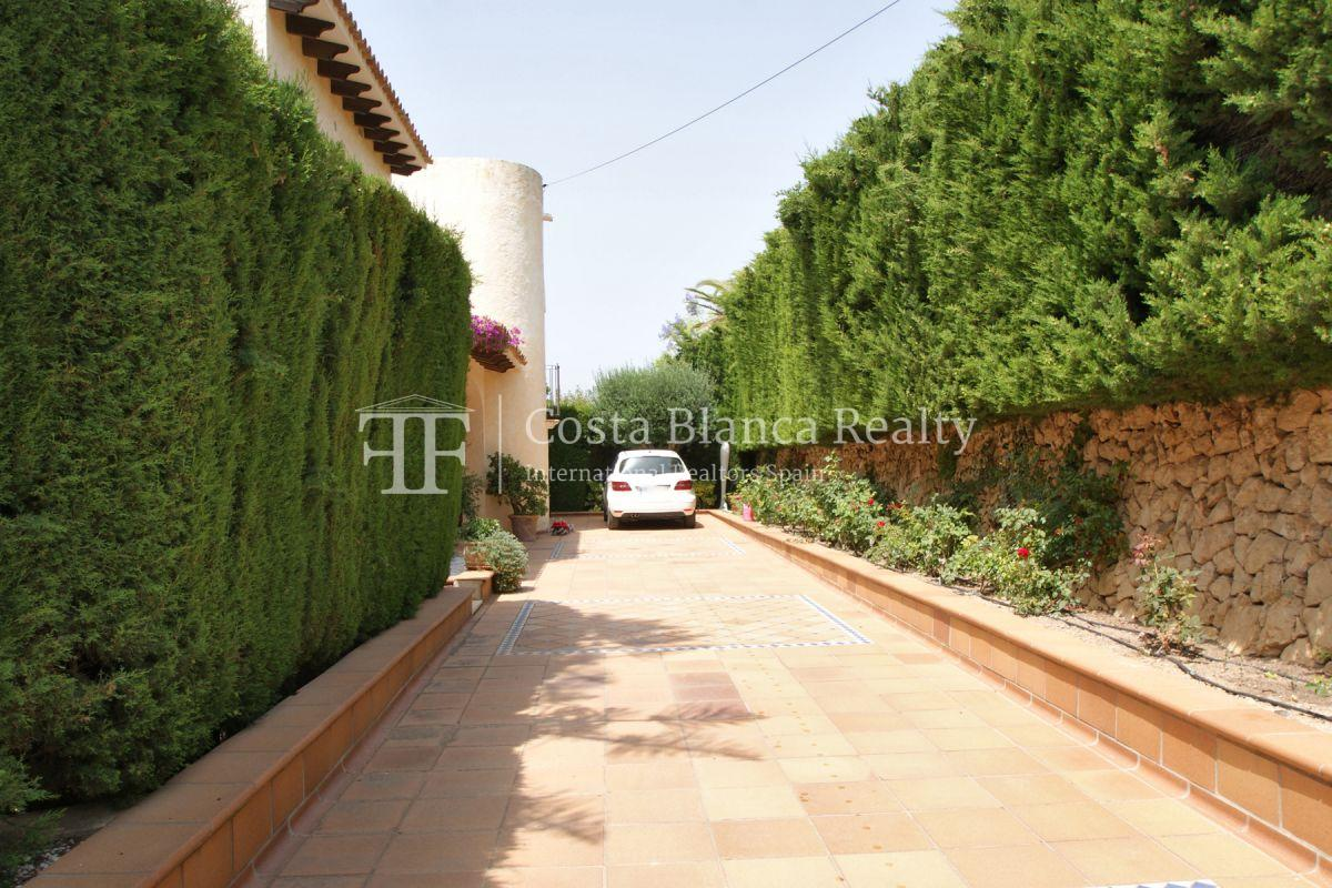 Magnificent luxury villa with extra building plot in the Sierra de Altea for sale - 54 - CHFi826