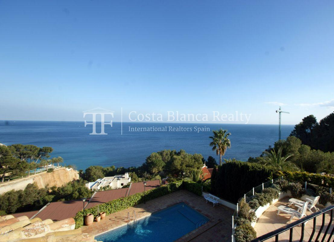 Great house with panoramic sea views for sale, Altea, Mascarat - 15 -  CHFi488