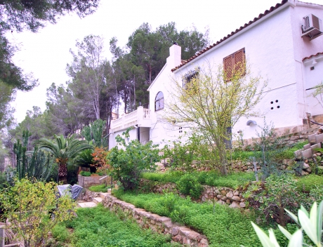 CHFi761: House for sale in Altea la Vella, El Paradiso - Main