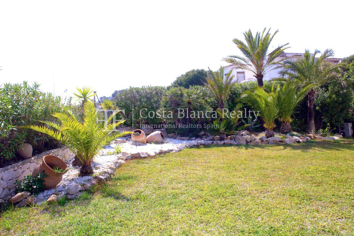 House for sale at first line in Moraira - 5 - CHFi780