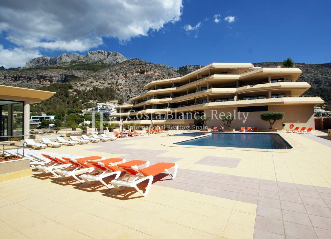 Duplex Penthouse Apartment for sale with great sea views in Altea, Villa Marina Golf - 46 - CHFi653