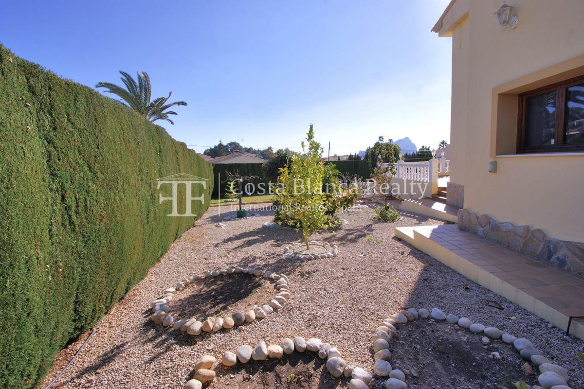 Very Large villa in calpe for sale with partly sea views - 55 - CHFi789